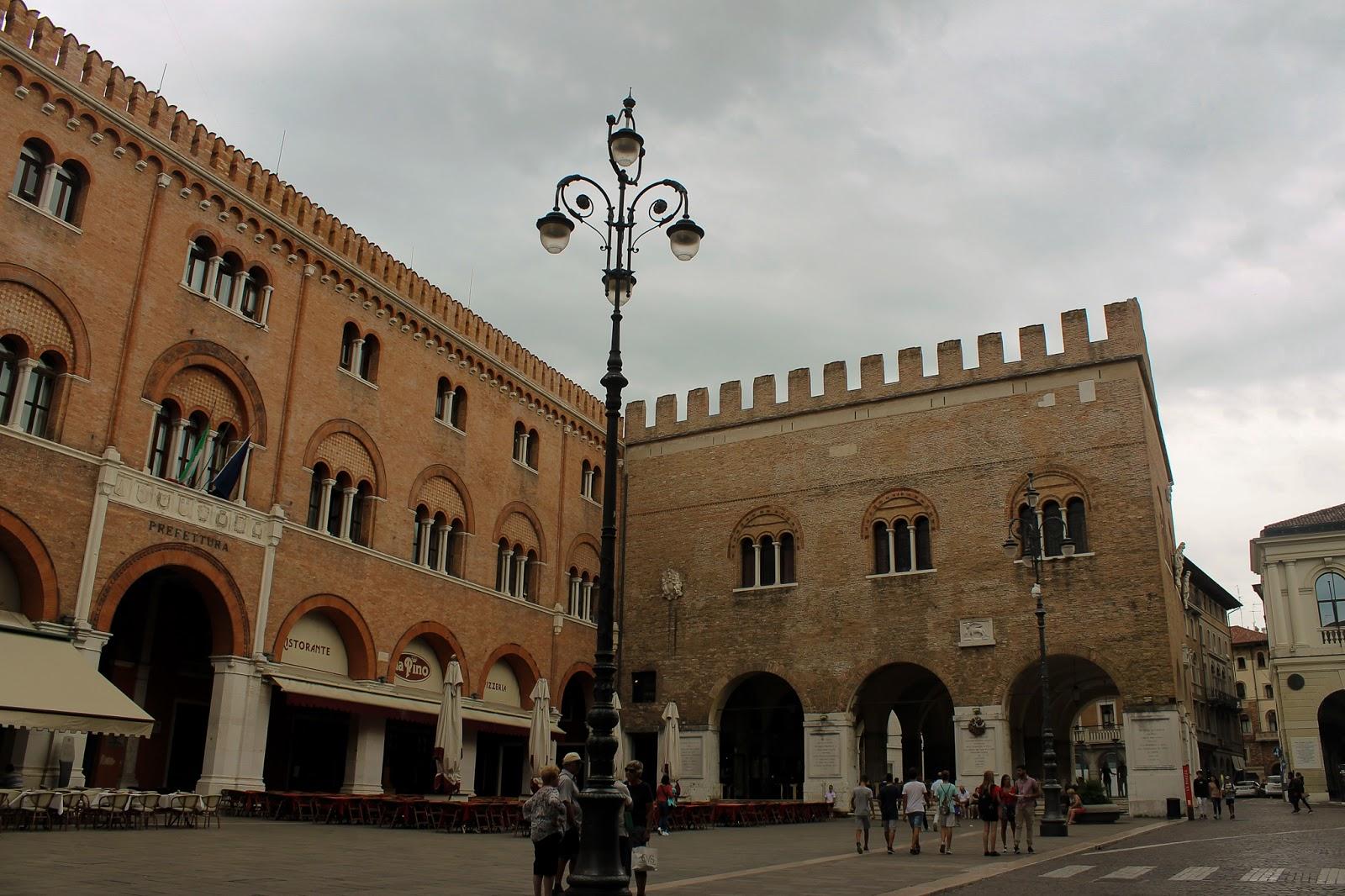 Piazza di Treviso