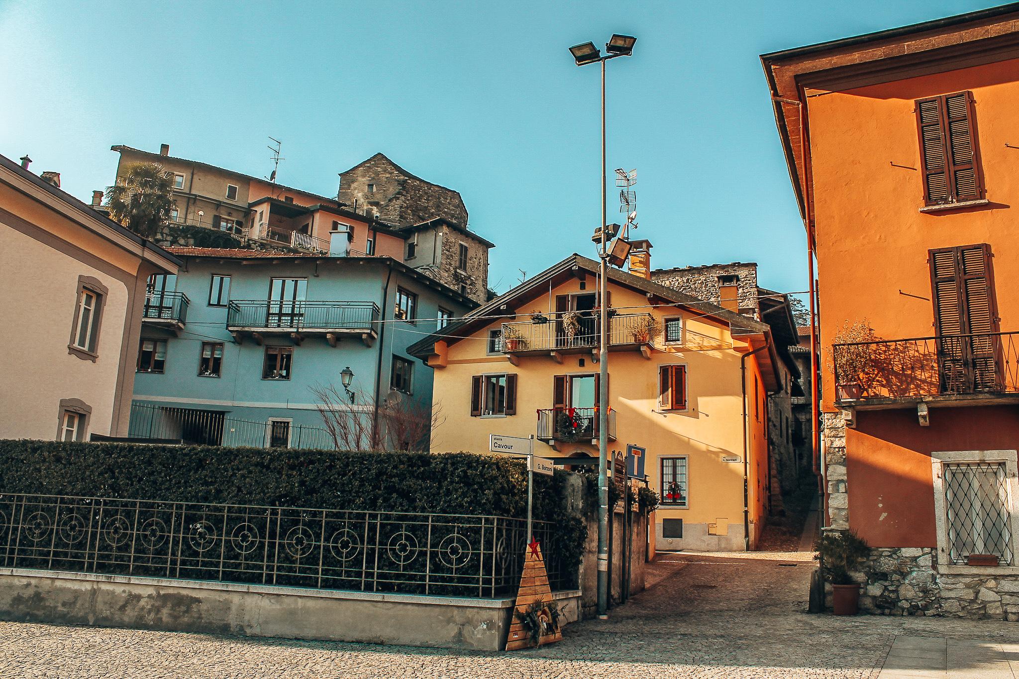Piazza di Mergozzo